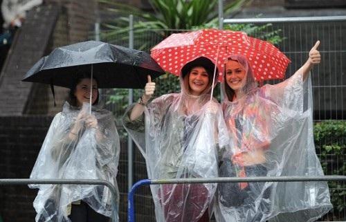 Bí quyết để có được chuyến du lịch ngày mưa thật thú vị