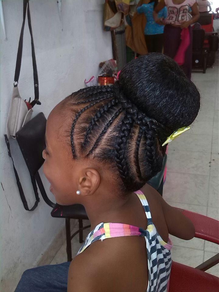 Peinados Trenzas Para Mujeres Afro Cortes De Pelo Juveniles Populares