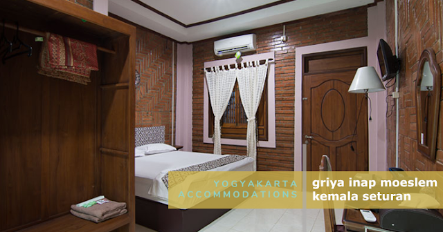 where to stay in yogyakarta