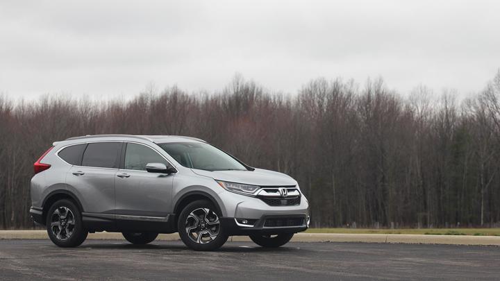 Honda CRV 2017 Dengan 7 Tempat Duduk
