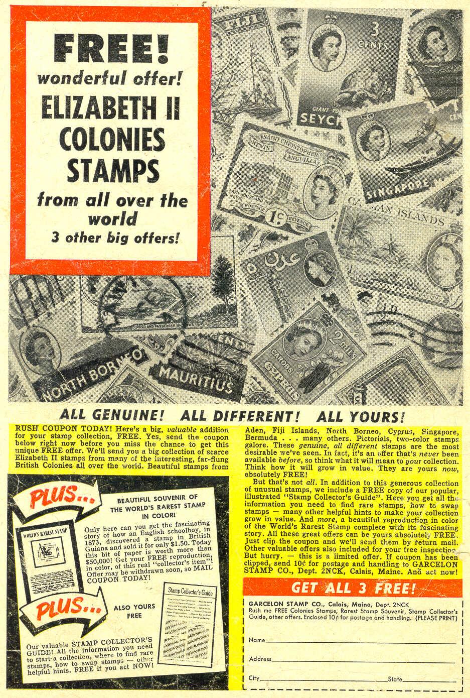 Strange Adventures (1950) issue 67 - Page 36