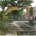 Puluhan Bangunan dan Jembatan Liar di Pagotan Ditertibkan Dinas PU Pengairan Provinsi