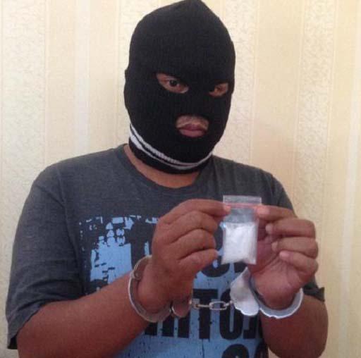 PR oknum PNS Pemko Padangsidimpuan yang ditangkap karena menjual sabu.