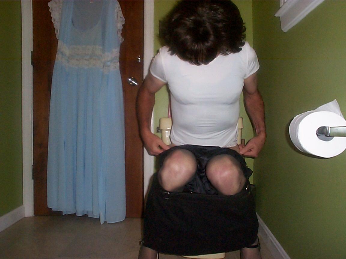 sissy petticoat punishment
