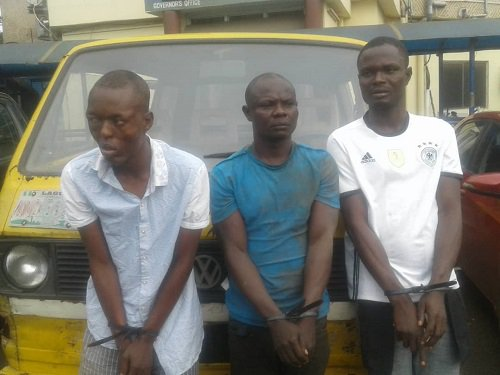 'One Chance' Robber Jumps Inside Lagoon, Escapes With Loot; Others Nabbed (Photo)