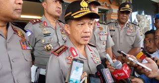 Kapolri : Biaya Urus STNK di Indonesia Terendah di Dunia