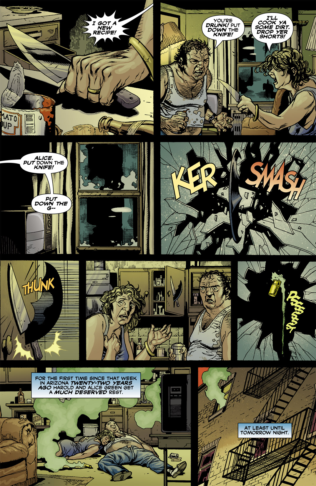 Detective Comics (1937) 801 Page 3