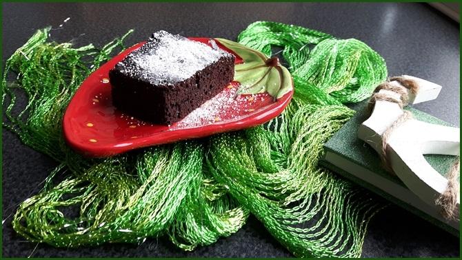 Tag der Brownies bestes Rezept Chunks Schokolade Kakao backen