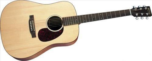 Guitars Dreadnought Acoustic rất phổ biến