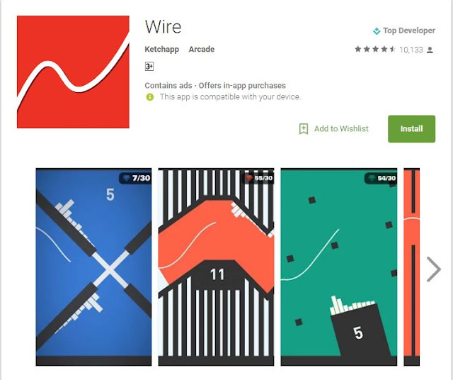 Wire Exercise in Frustration Download Beatiful Game