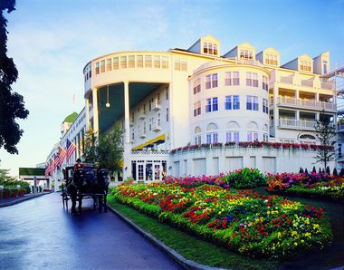 A Carleton Varney Masterpiece The Grand Hotel Takes You Somewhere In Time The Glam Pad