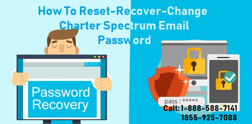 How To Change And Reset Charter Spectrum Email Account Password
