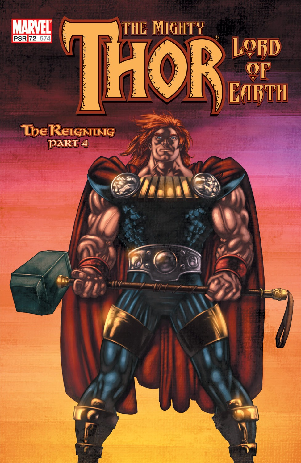 Thor (1998) Issue #72 #73 - English 1