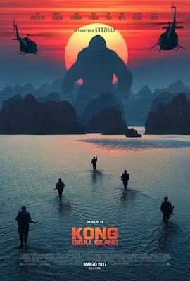 Kong Skull Island Film
