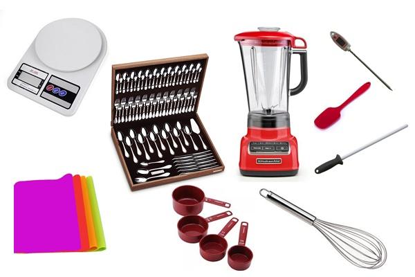 9 utensílios que você deve ter na sua cozinha