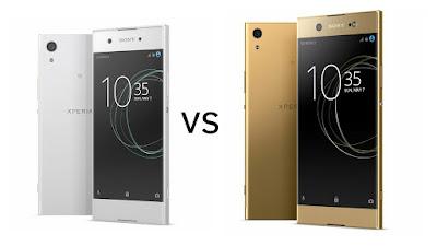 Sony Xperia XA1 vs Sony Xperia XA1 Ultra