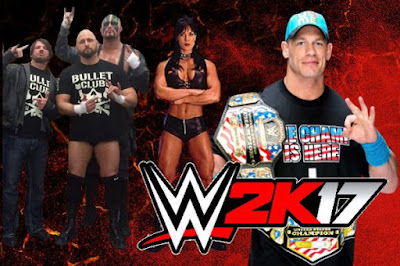 WWE 2K17 Game Setup Download