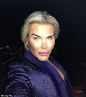 Image result for 'I Won't Get Anymore Plastic Surgery': Human Ken Doll Rodrigo Alves Vows
