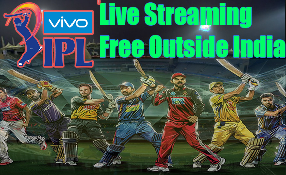 Ipl 2019 live streaming Outside india