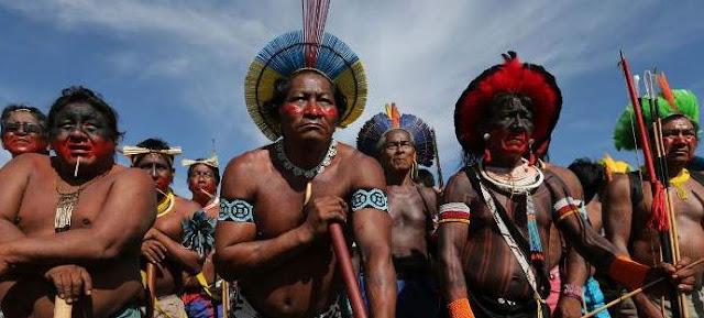 ΣΟΚ ΣΤΗΝ ΒΡΑΖΙΛΙΑ: Αγρότες έκοψαν χέρια και πόδια ιθαγενών με μαχαίρια!
