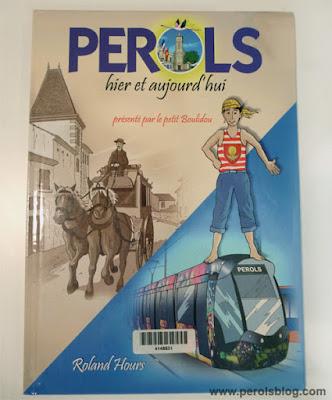 Bande dessinée sur Pérols