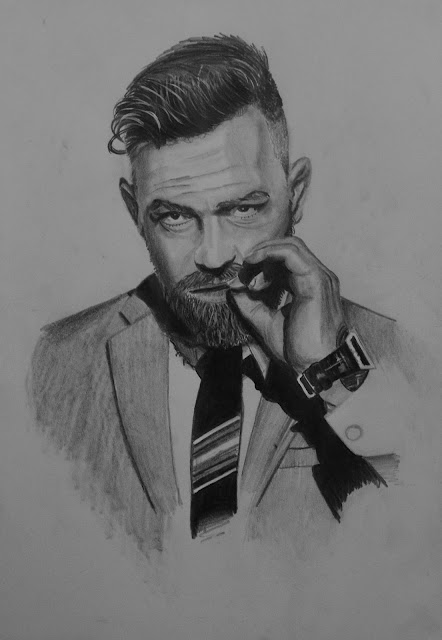 Conor McGregor - Claudio Tomassini Retratos