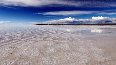lago salado turco de Acigol