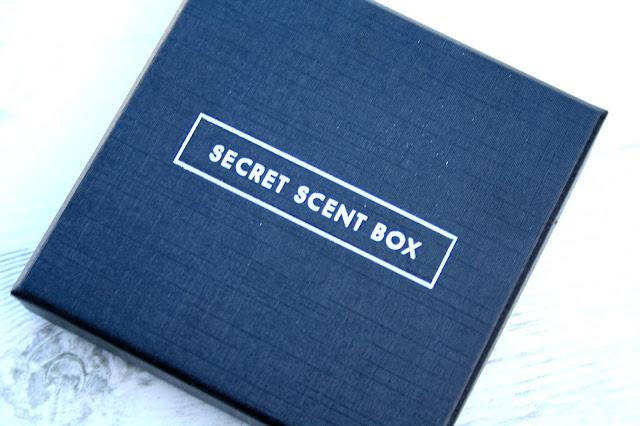 Secret Scent Box