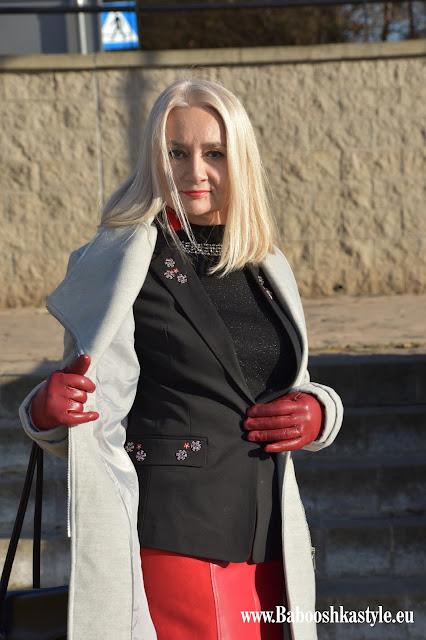 Babooshkastyle, stylistkaBabooshka, casual, moda codzienna, Orsay, Deichmann, Skórzana, Rosegal, over50blogger, blogfahsion50plus,