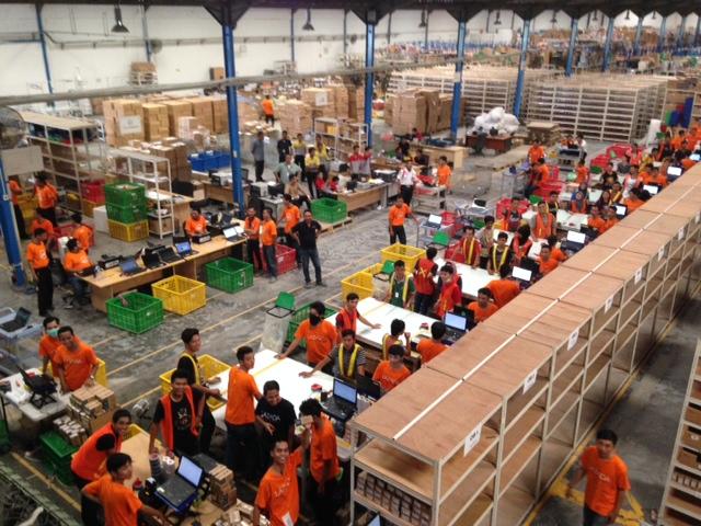 Kuasai Lazada, Alibaba kini dominasi pasar online Asean