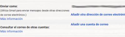 Como conectar correos Gmail y Outlook (desde Gmail)