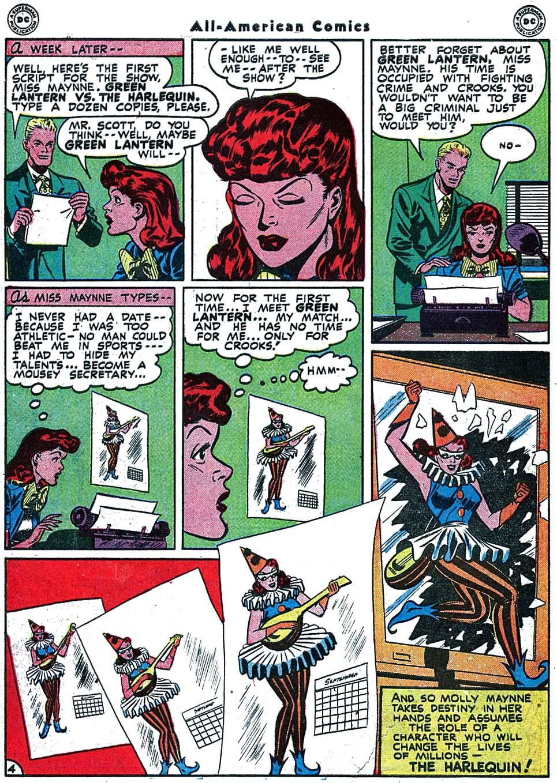 Read online All-American Comics (1939) comic -  Issue #89 - 6