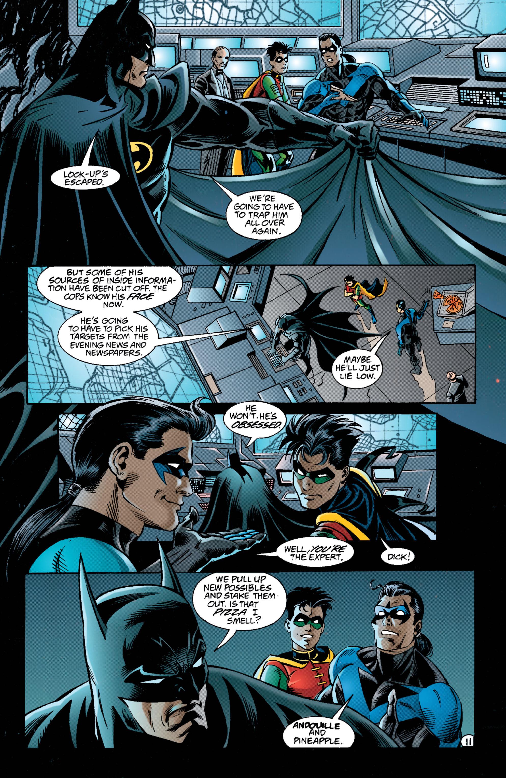 Detective Comics (1937) 698 Page 10
