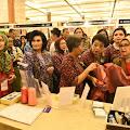 Ketum Dharma Pertiwi Hadiri GBN 2019