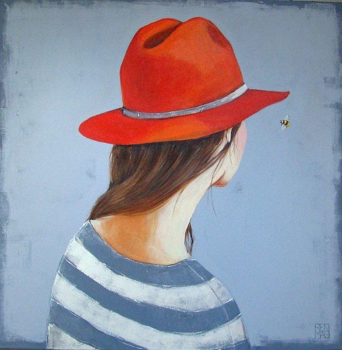 Польский художник. Renata Magda
