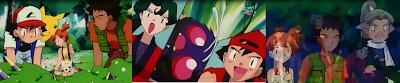 Pokemon Capitulo 19 Temporada 4 Aridos, Amigos