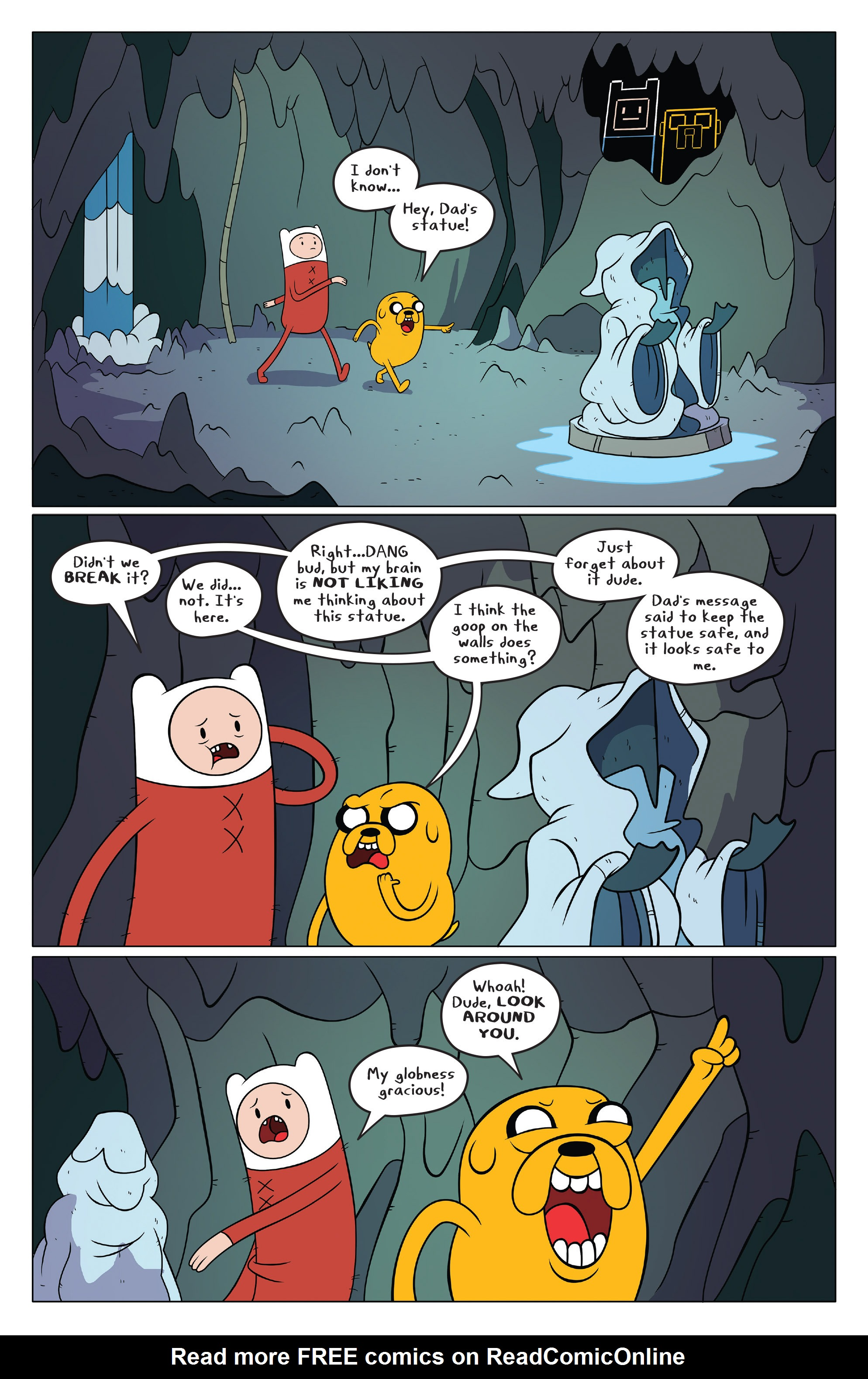 Read online Adventure Time comic -  Issue #49 - 19