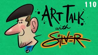 Stephen Silver Art Talk