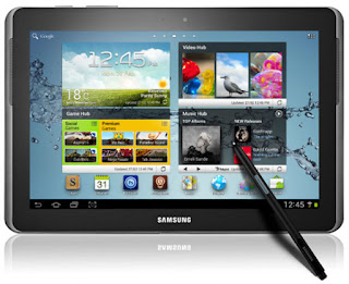 Review dan Spesifikasi Samsung Galaxy Note LTE 10.1 N8020