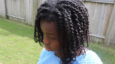 How to do Mini Twistout WITHOUT TANGLES  DiscoveringNatural