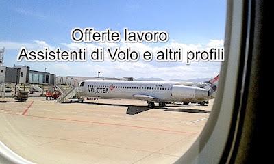 Volotea assume 40 Cabin Crew (adessolavoro.blogspot.com)