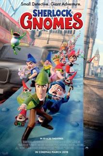 Download Film Sherlock Gnomes (2018) Subtitle Indonesia