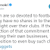 'You would be very successful if you give your business the same commitment you give to football' - Reno Omokri tells men