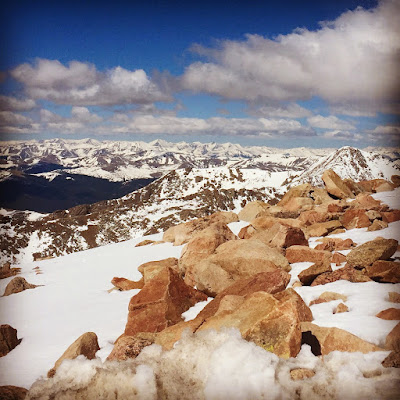 Mt. Evans Ascent - High Altitude Fun and Suffering