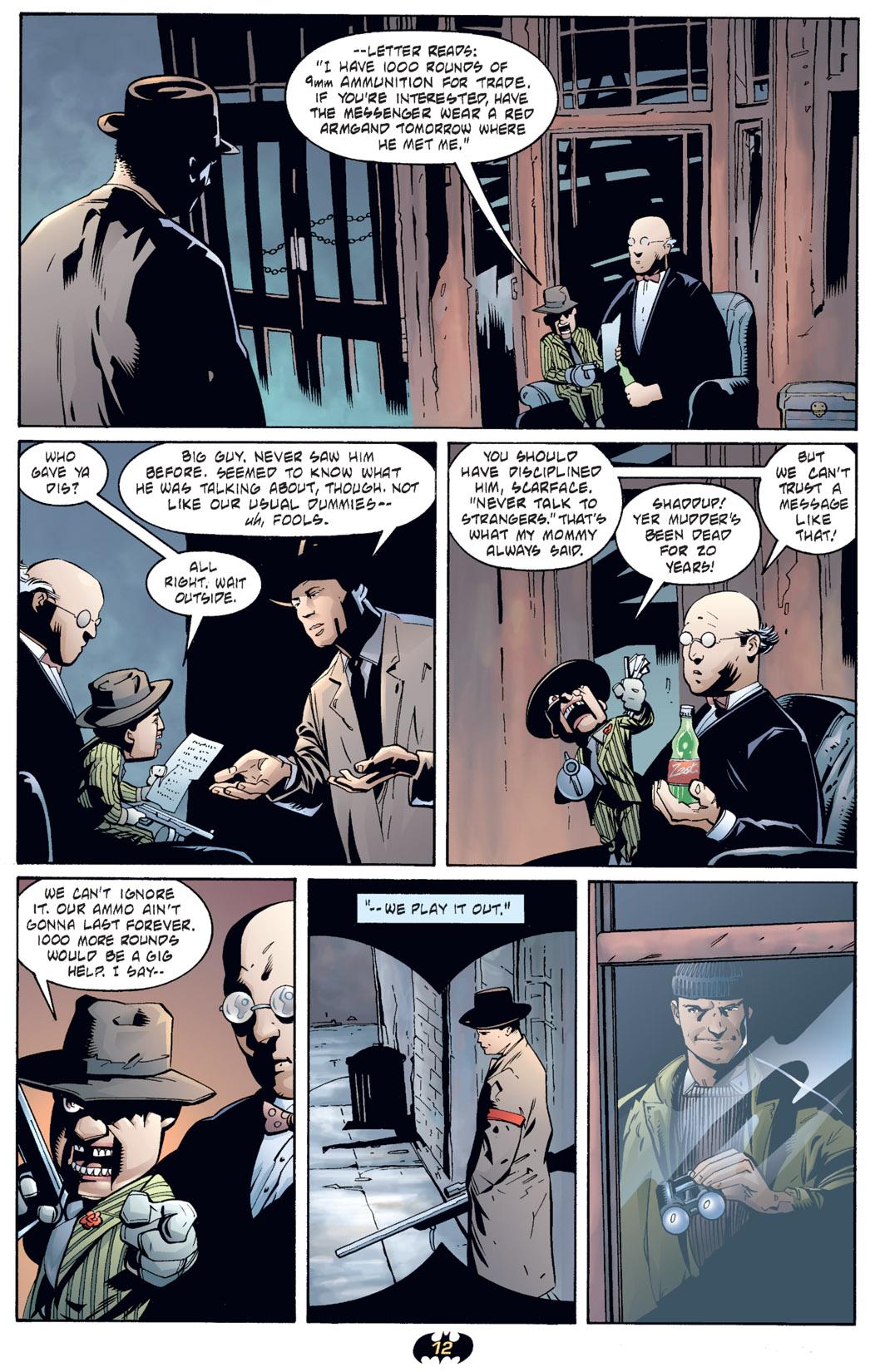 Detective Comics (1937) 730 Page 12