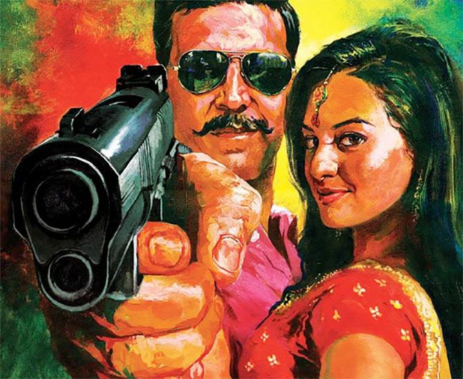 Rowdy Rathore Movie Review - Bollymoviereviewz