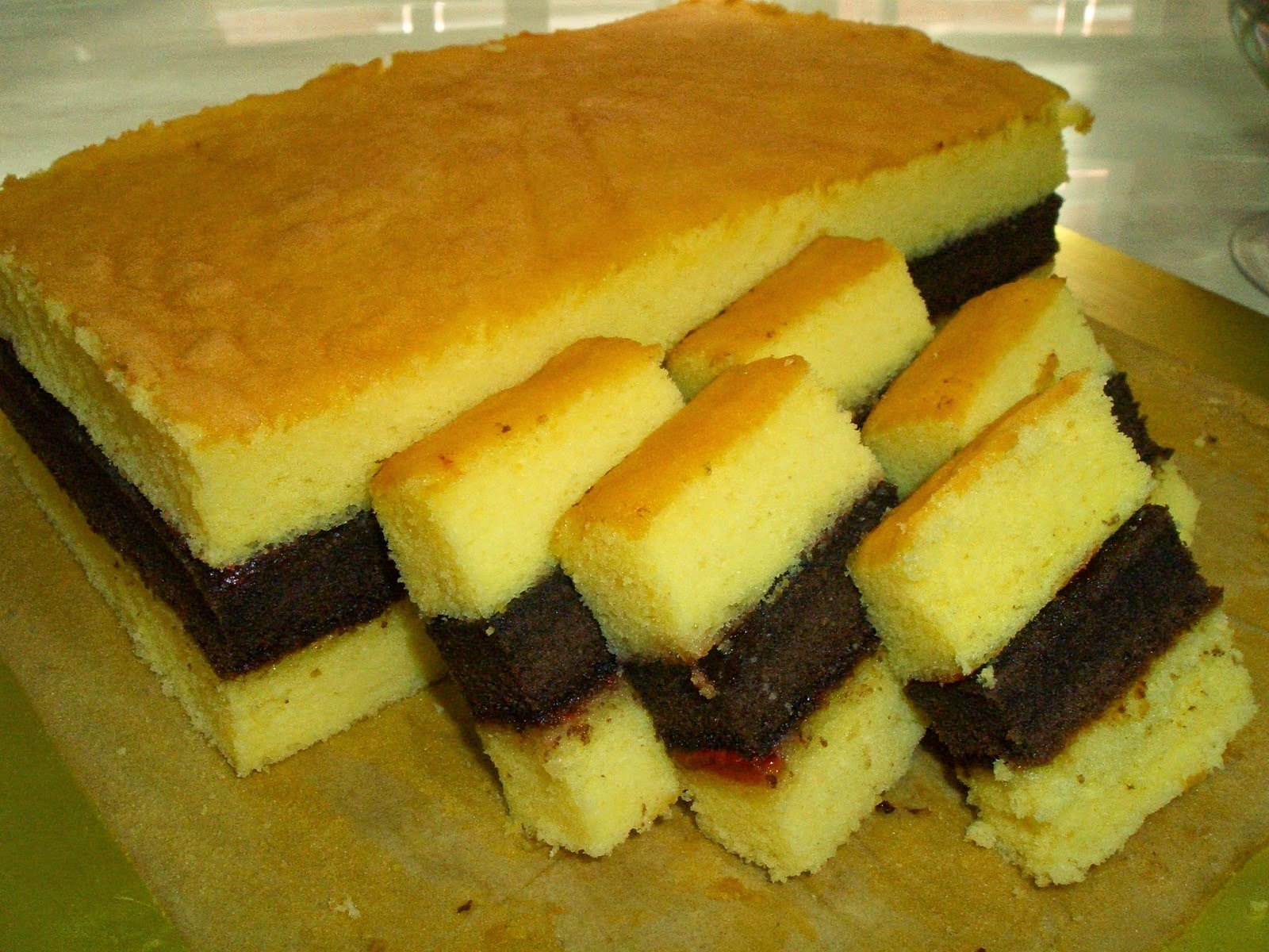 All About Resep Fomac Powerpack Kue Kukus Lapis Coklat Keju By Produk Ukm Bumn Cheese Cake