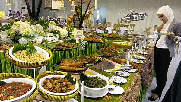 Buffet Ramadhan di Ube Banquet Hall D'Nilai 3