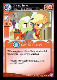 My Little Pony Granny Smith, Respect Your Elders Absolute Discord CCG Card