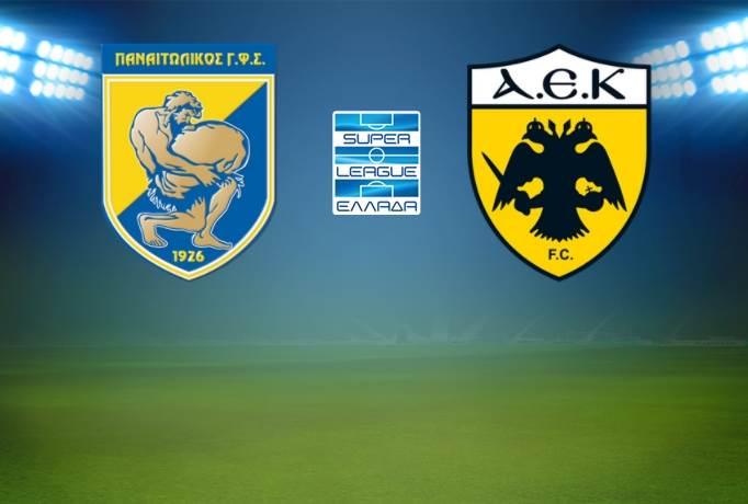 Image result for Panaitolikos vs AEK Athens